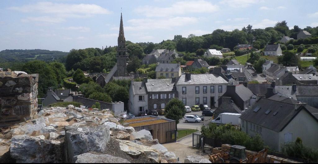 Village of La Roche Maurice