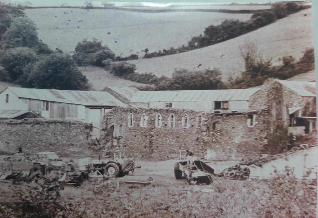 Dawe farm 1987