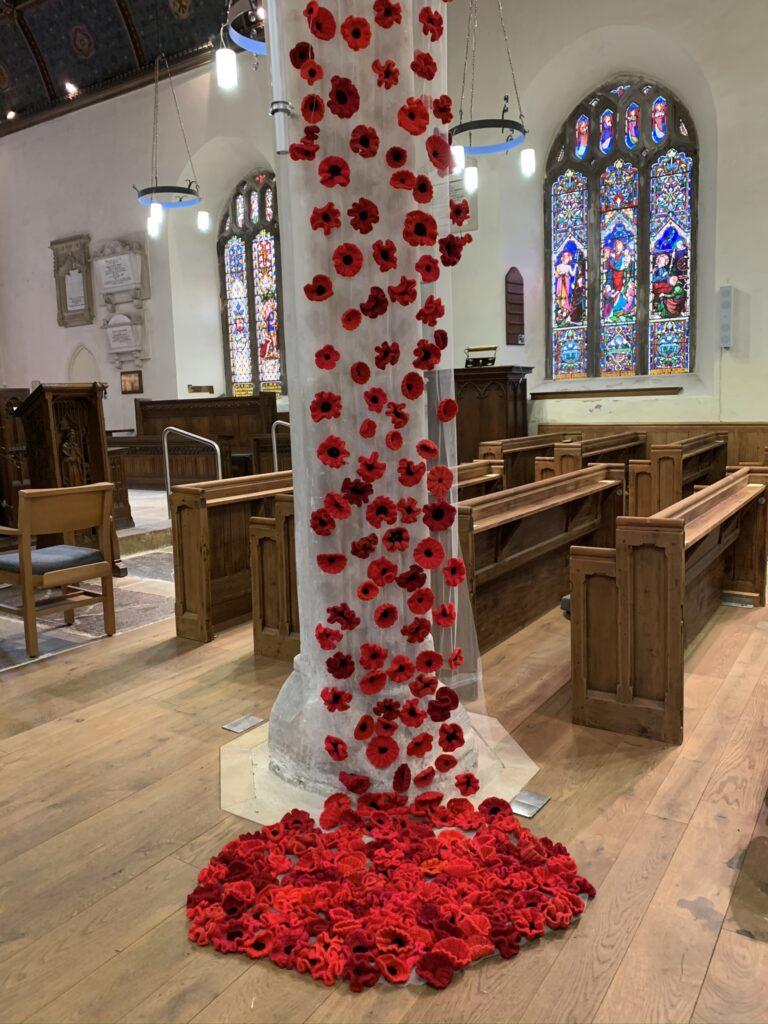Church Poppy Cascade