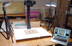 Digitisation at the Hub