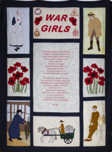 War Girls Quilt