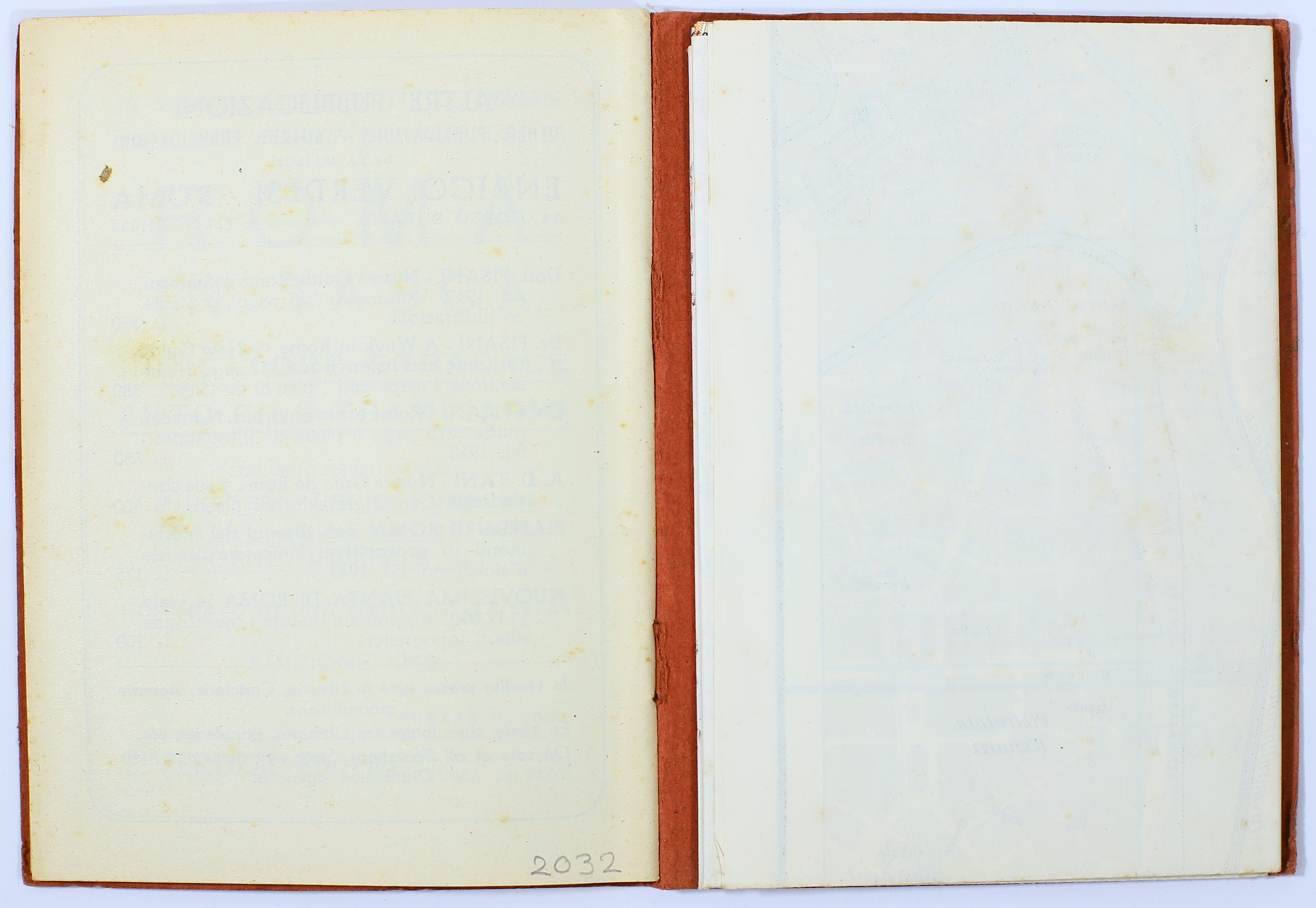 Example of labelling for a Volume.