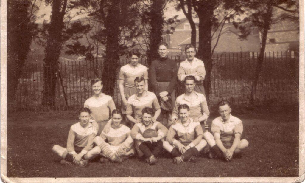 Bishopteignton Football Team 1939