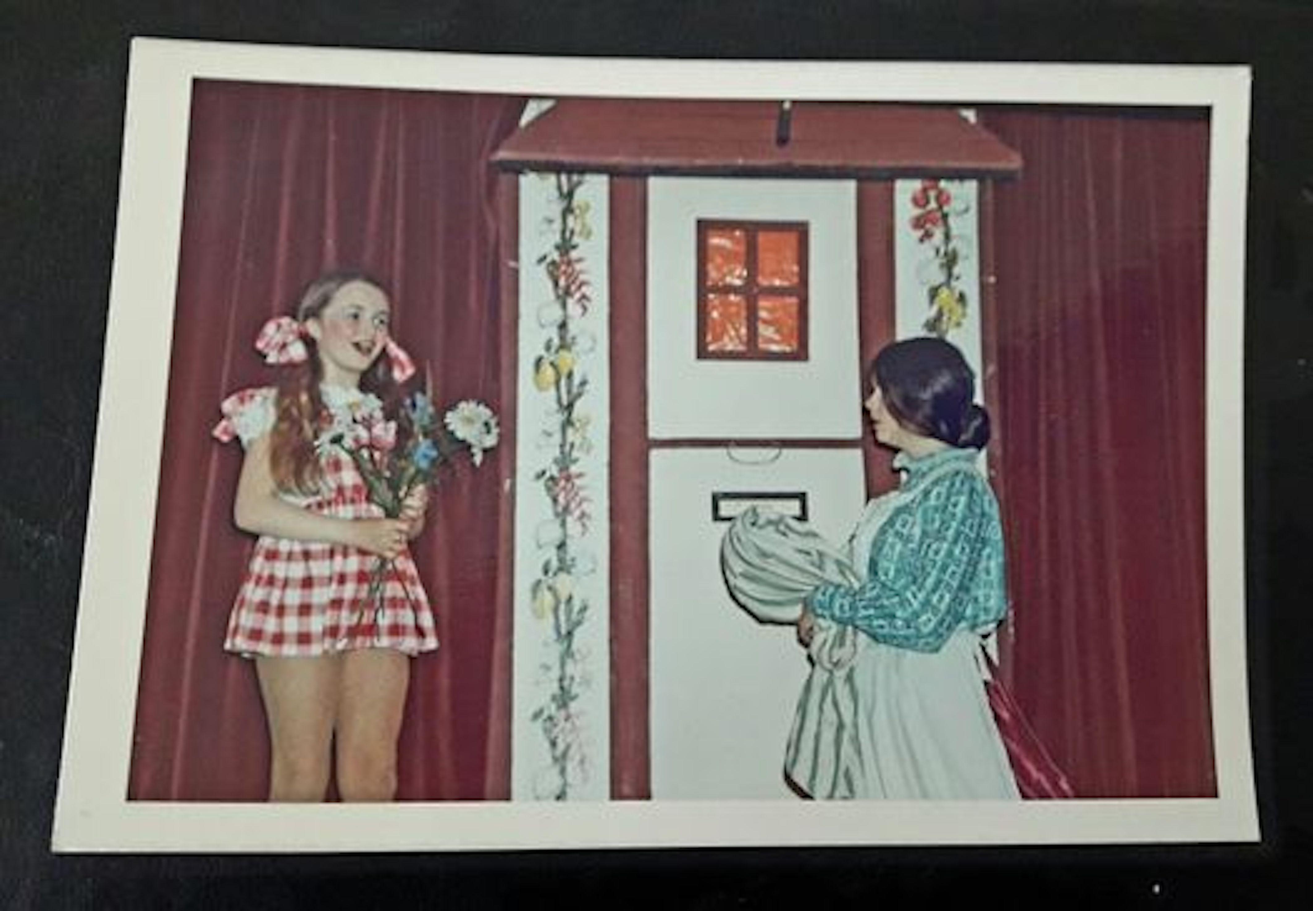 Bishopsteignton Children's Theatre Wizard of Oz, 1972/3