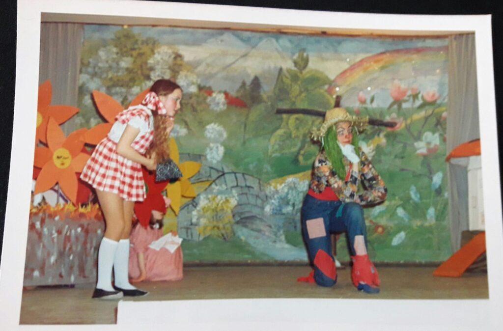 Bishopsteignton Children's Theatre, Wizard of Oz, 1972/3