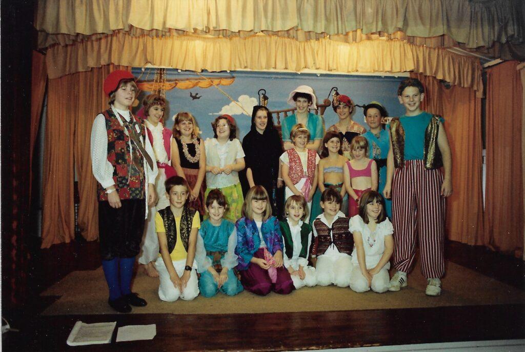 BCT, Sinbad the Sailor, 1989