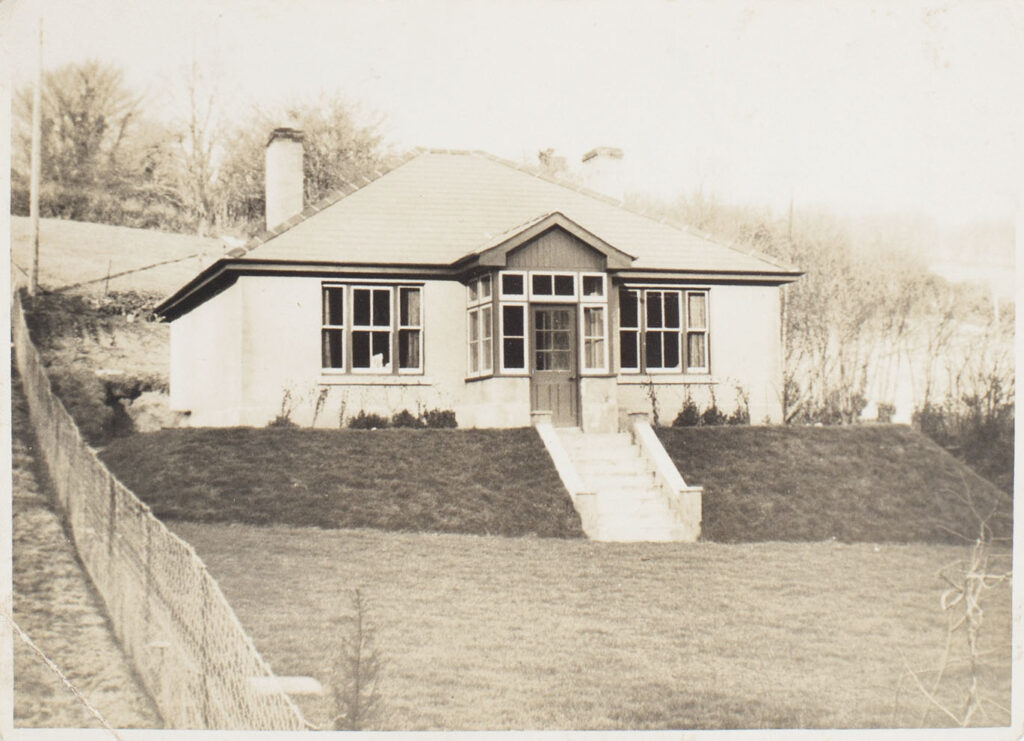 Photograph of a house,Hecklake, Coombeway, Bishopsteignton