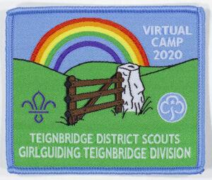 Virtual Hurdlestone 2020 badge
