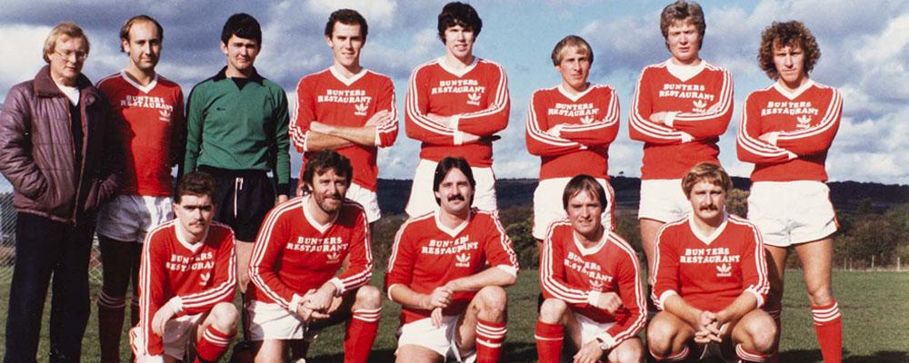 Bishopsteignton AFC team 1984 crop edit