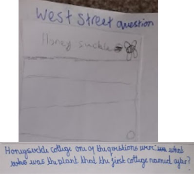 West Street question